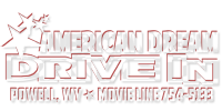 American Dream Drive-in Movies in Powell WY